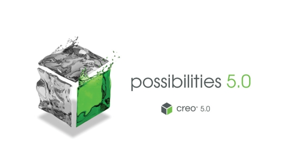 Model Based Definition improvements in Creo Parametric 5.0