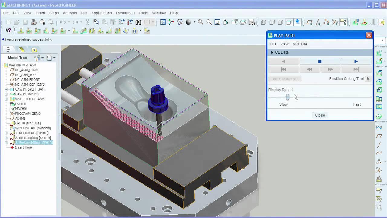 Prismatics & Multi-Surface Milling